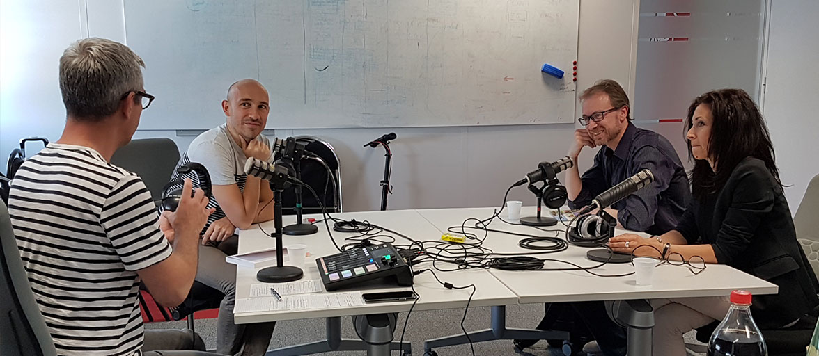 Podcast organisation apprenante
