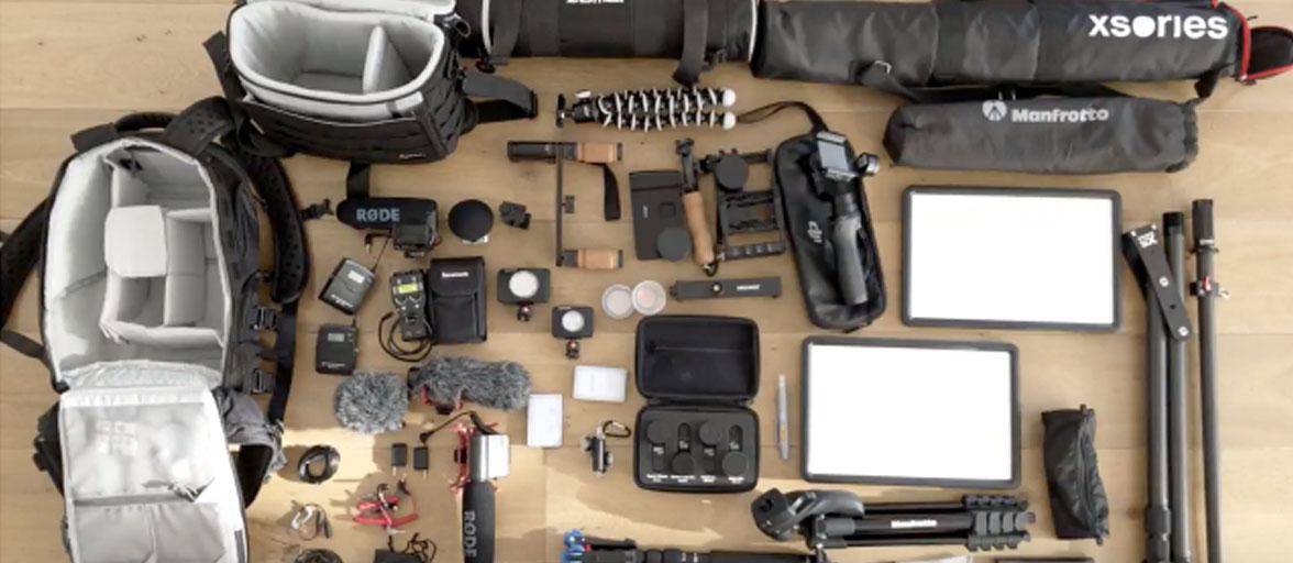 Filmer avec son smartphone - kit de démarrage vidéo mobile